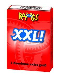 Préservatifs XXL
