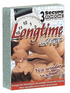 Préservatifs Secura Longtime
