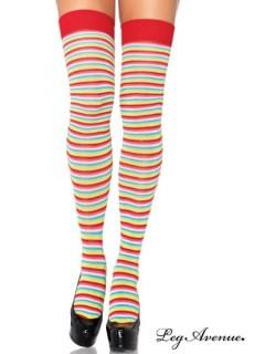 Chaussettes Montantes Multicolores