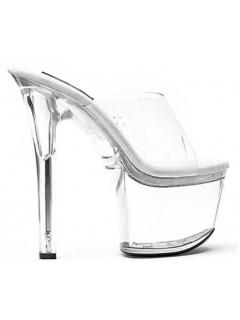 Chaussures plateformes 'Saga'